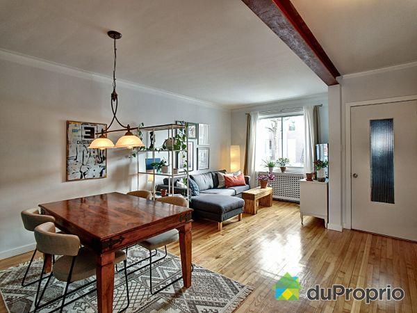8007-8009-8011, rue Foucher, Villeray / St-Michel / Parc-Extension for sale