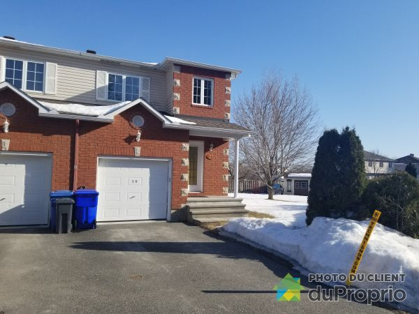 Entrance - 20 rue des Tourterelles, Gatineau (Hull) for sale