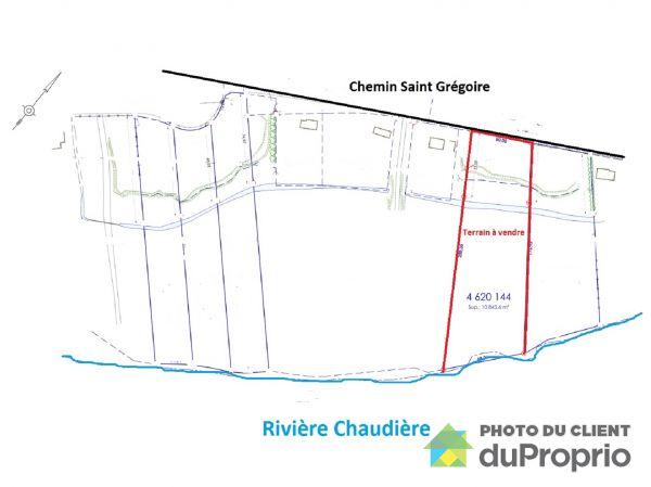 Lot - 271 chemin Saint-Grégoire, St-Étienne-De-Lauzon for sale