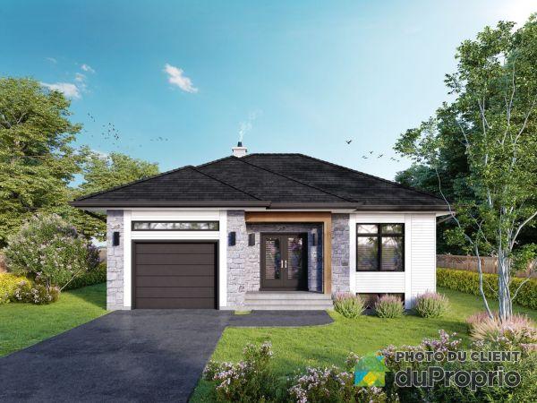 Modèle TOM  - Projet Stoy-Broumont, Trois-Rivières (Cap-De-La-Madeleine) for sale