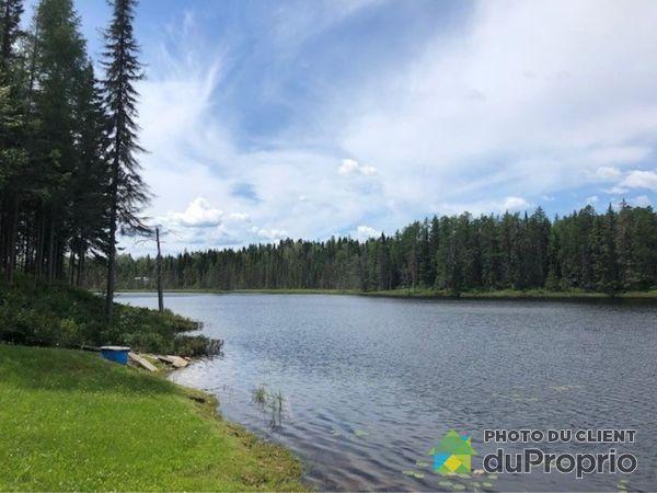Domaine du Lac aux Épervières - Mini Habitations - Grand terrain - Accès au Lac, Ste-Hedwidge for sale