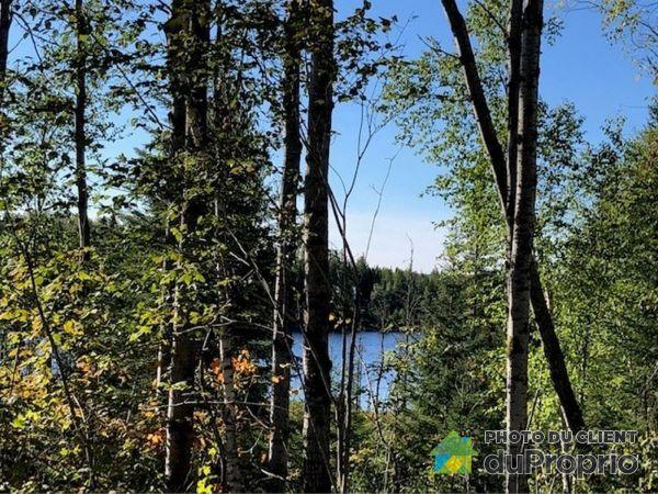 Rang 6 - Domaine du Lac aux Épervières - À l'entrée du domaine - Accès au Lac, Ste-Hedwidge for sale
