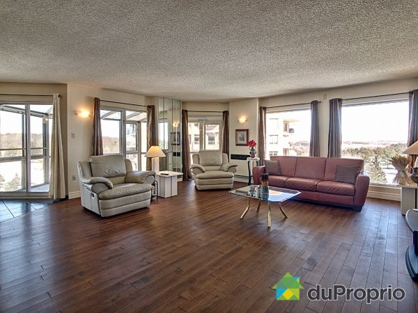 Living Room - 902-2101 rue Prospect, Sherbrooke (Jacques-Cartier) for sale
