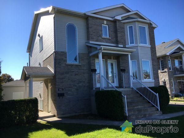Bâtisse - 259-263, rue Laporte, Joliette à vendre