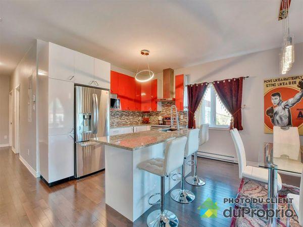 Kitchen - 3-4220 boulevard Gouin Est, Montréal-Nord for sale