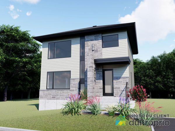312 rue Joseph-Lambert - Modèle à construire - Par Construction Réjean Morin, Pintendre for sale