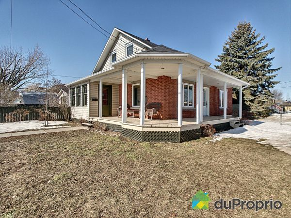 Overall View - 1819 avenue Mercure, Plessisville for sale