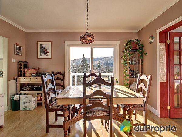 Salle à manger - 111, chemin du Coteau, Lantier à vendre