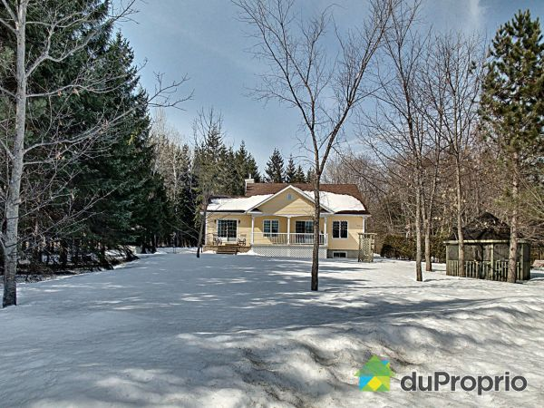 Winter Front - 210 chemin Périgny, St-Tite for sale
