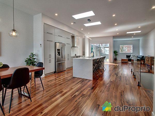 Open Concept - 7264 rue Boyer, Villeray / St-Michel / Parc-Extension for sale