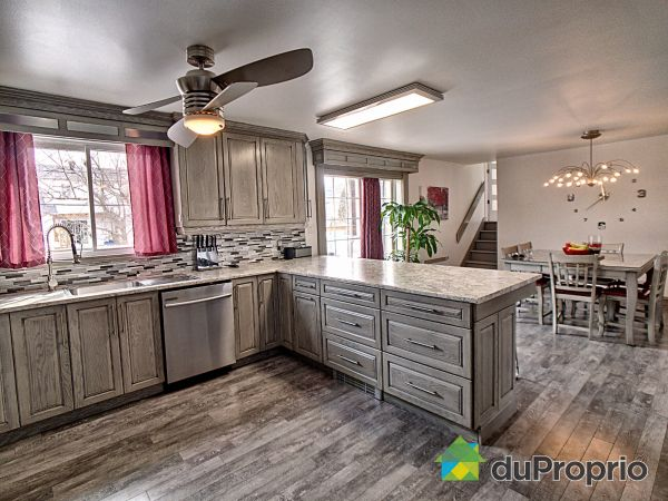 Eat-in Kitchen - 2311 rue Blain, Varennes for sale