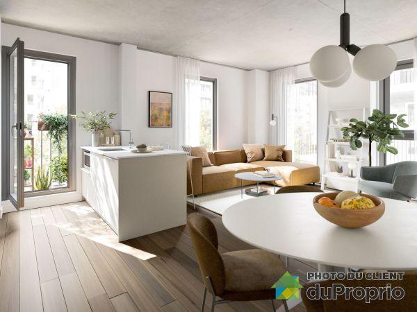 Esplanade Cartier - Phase 2 - Unité 452 - par Prével, Ville-Marie (Centre-Ville et Vieux Mtl) à vendre