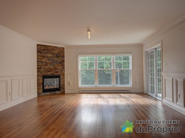 Living Room - 104-920 rue Émile-Zola, Sherbrooke (Jacques-Cartier) for sale