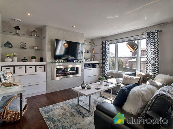 Living Room - 766 rue des Girolles, Sherbrooke (Rock Forest) for sale