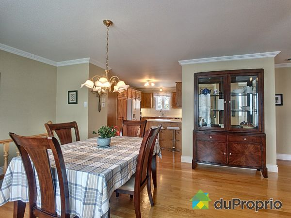 Eat-in Kitchen - 194 rue Boivin, Donnacona for sale