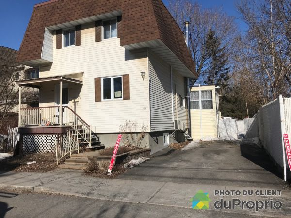 Winter Front - 128 rue King, Longueuil (Greenfield Park) for sale