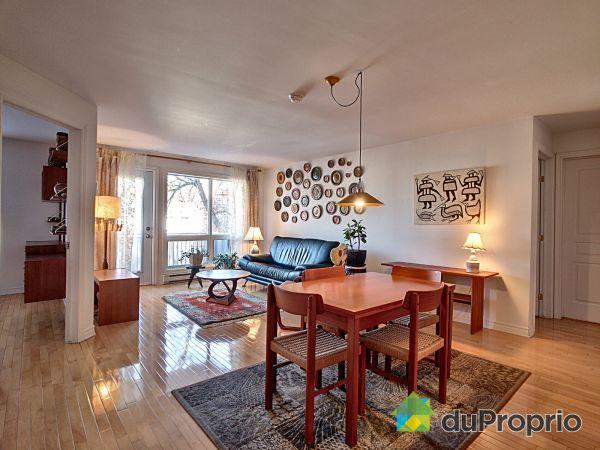 Dining Room / Living Room - 201-6680 rue de Terrebonne, Côte-des-Neiges / Notre-Dame-de-Grâce for sale