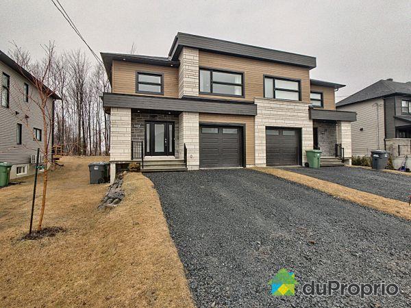 3423, rue Ralph-Steinman, Sherbrooke (Jacques-Cartier) à vendre