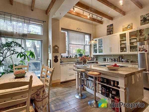Kitchen - 3970 avenue Laval, Le Plateau-Mont-Royal for sale