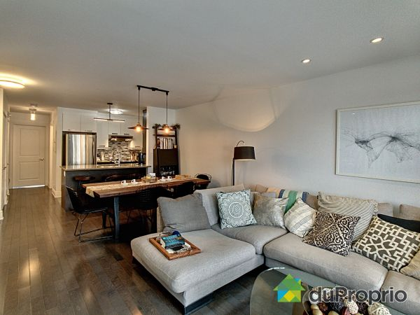 Open Concept - 101-7770 17e Avenue, Villeray / St-Michel / Parc-Extension for sale