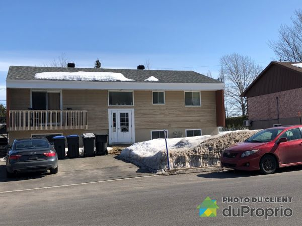 Winter Front - 700-702-704, rue Hypolite-Bernier, Lévis for sale