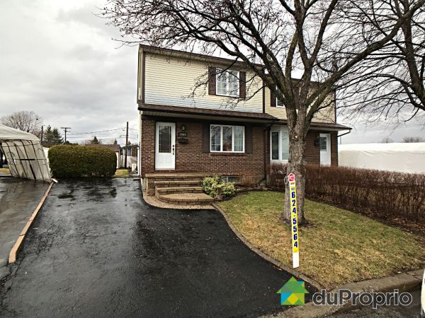 1964 rue de Tripoli, Chomedey for sale