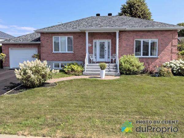 Property sold in Trois-Rivières (Cap-De-La-Madeleine)