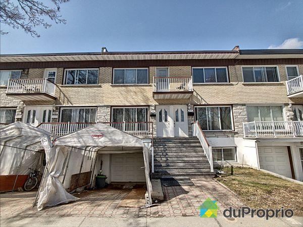 9189-9191, avenue Pierre-de-Coubertin, Mercier / Hochelaga / Maisonneuve à vendre