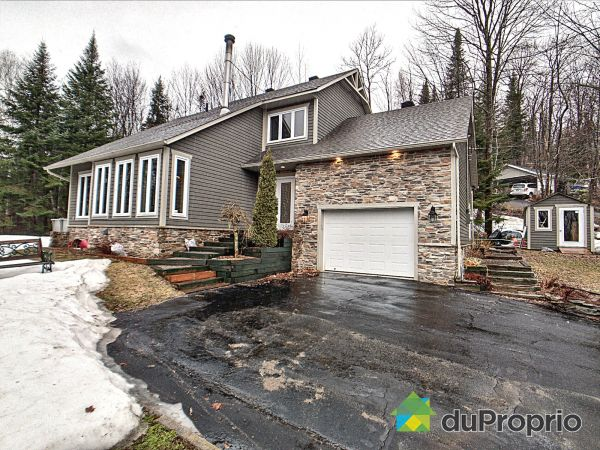 Winter Front - 40 rue du Mont-Plaisant, Morin-Heights for sale
