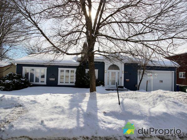 Winter Front - 4545 boulevard des Cimes, Montchatel for sale