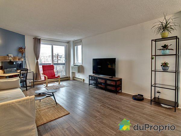 Living Room - 401-10100 avenue du Bois-de-Boulogne, Ahuntsic / Cartierville for sale