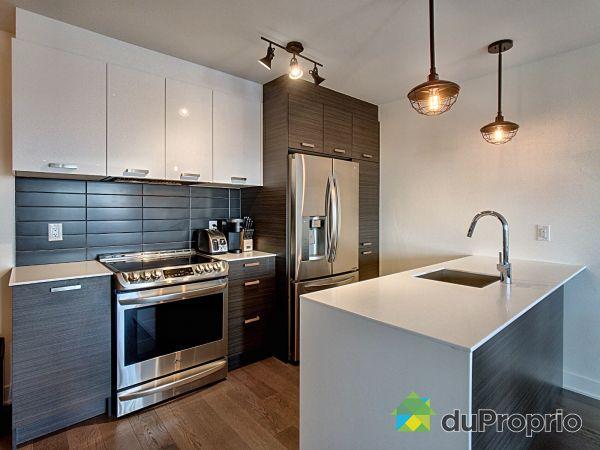 Kitchen - 1006-1400 rue Lucien-Paiement, Laval-des-Rapides for sale