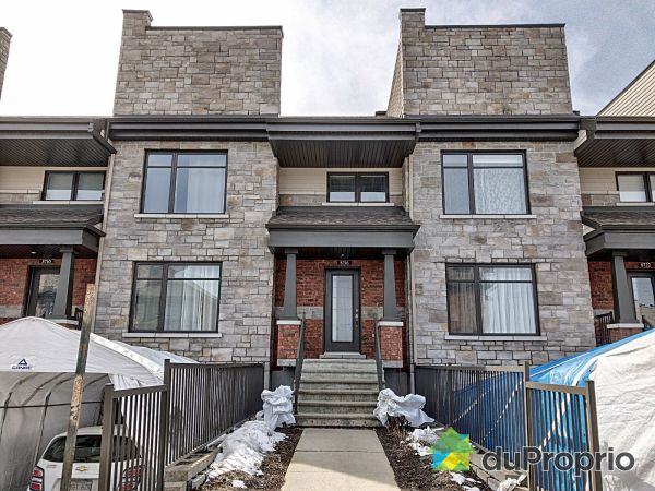 Winter Front - 8716 rue Marie-De Bure, Lebourgneuf for sale