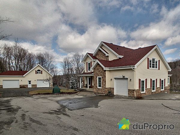 Overall View - 276 chemin du Lac, Stoke for sale