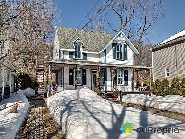 185, rue Sauriol, Beauport à vendre