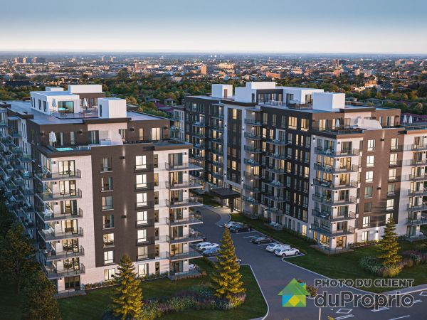 boulevard Saint-Jean - Unité 3½ Condos Baldwin - Par Construction Métrocité Inc., Dollard-Des-Ormeaux à vendre