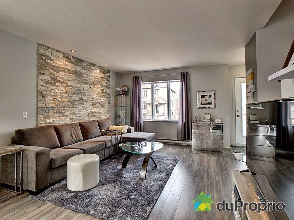 Living Room - 500 rue de la Parmentière, Beauport for sale