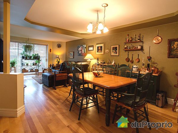 Dining Room / Living Room - 1-8875 rue Berri, Ahuntsic / Cartierville for sale