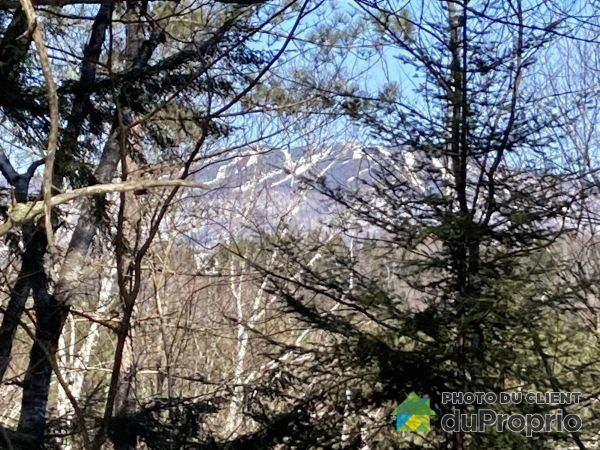 View -  chemin du Vallon-des-Pins, Mont-Tremblant for sale