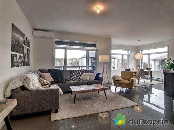 Living / Dining Room - 301-4540 rue Jean-Paul-Diamond, Trois-Rivières (Trois-Rivières-Ouest) for sale