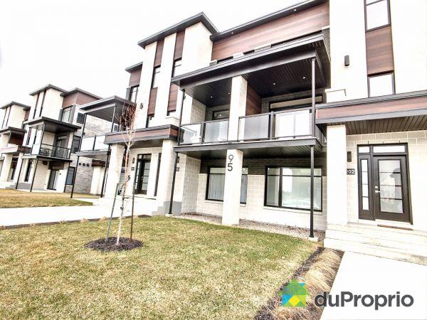 Bâtisse - 202-95, rue Bella, St-Jean-sur-Richelieu (Iberville) à vendre