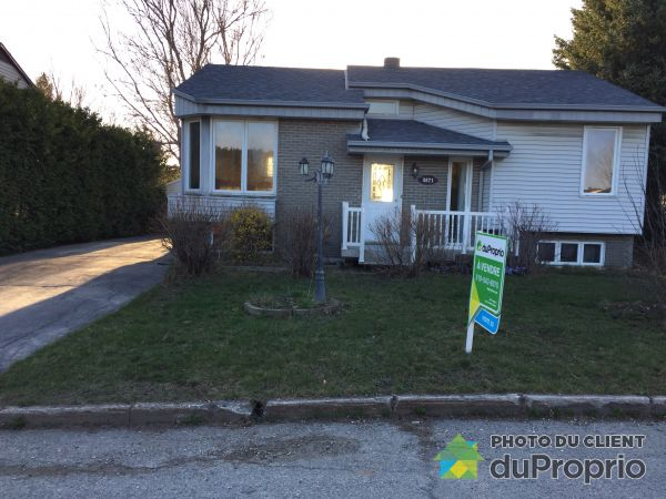 3871 rue Auguste-Dubuc, Sherbrooke (Jacques-Cartier) for sale