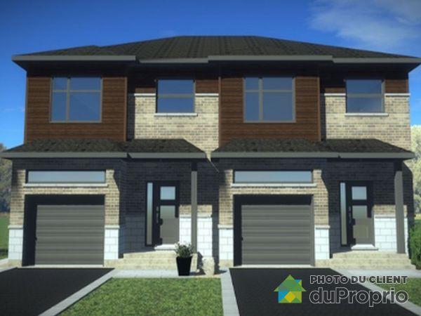 3480, rue Latour-modèle Stoneham 2 - Par Chantignole Constructeur D'Habitations inc., Longueuil (St-Hubert) à vendre