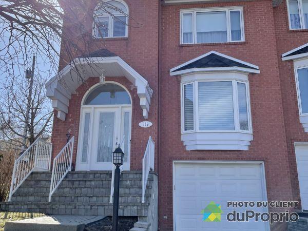 739 avenue des Grenats, Charlesbourg for sale
