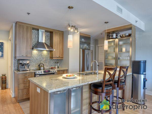 Kitchen - 304-663 rue Robert-Elie, Laval-des-Rapides for sale