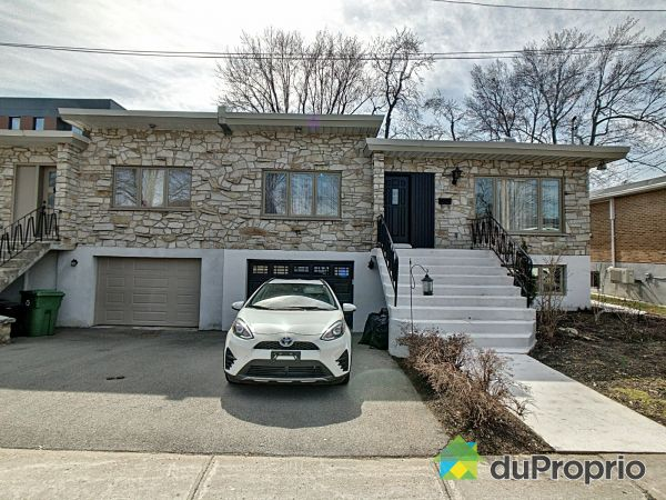 12260 rue Saint-Évariste, Ahuntsic / Cartierville for sale