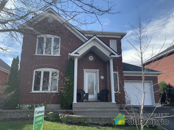 Overall View - 640 rue Lalime, St-Hyacinthe for sale