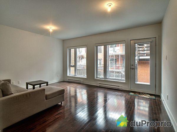 Apartment Living Room - 101-5319 rue Saint-Denis, Le Plateau-Mont-Royal for sale
