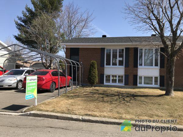 Front Yard - 1534 rue Camus, Ste-Foy for sale