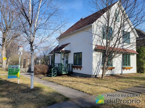 Street corner - 345 avenue Mcnaughton, Alma for sale